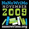 NaNoWriMo Support Badge