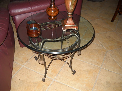 Side Table by sheri_and_suzan.