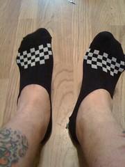 Girly Vans Socks