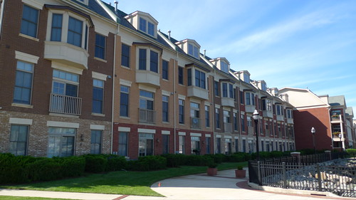 Brownstones at Port Imperial