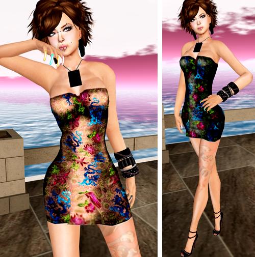 *Kawaii* - Sasha Mini Dress