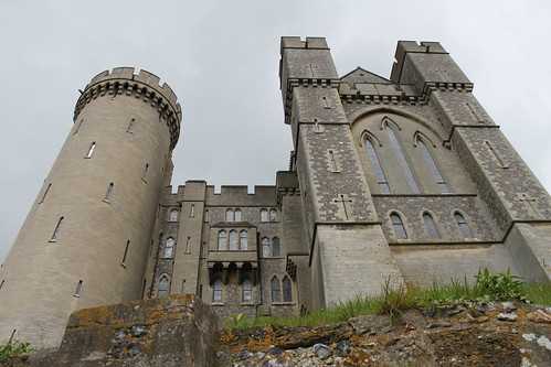 Arundel castle, stately home