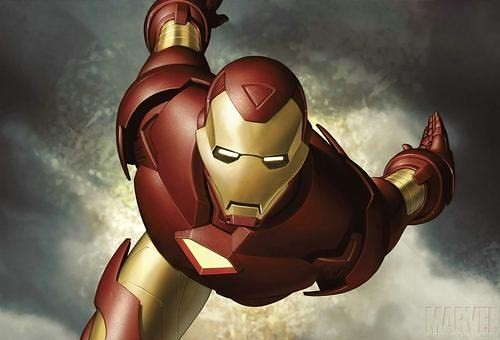 Iron Man (2) por ti.