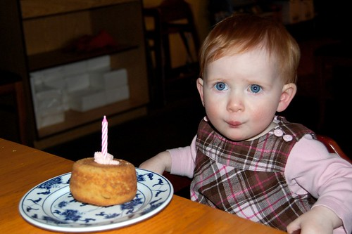 Mim turns one!