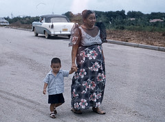 Grandmother and Child, 1958