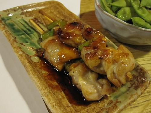 tsuru chicken yakatori