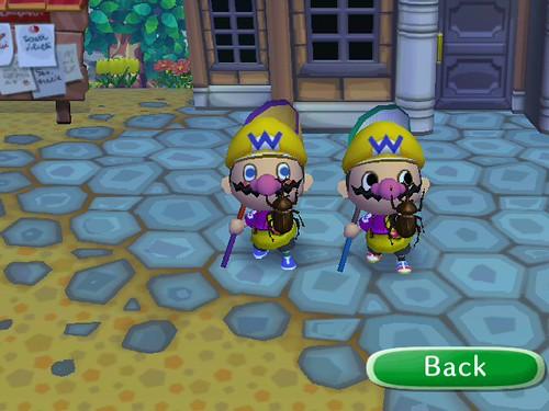 Wario Twins