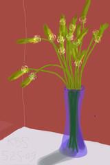 Bedroom Grasses - May 25, 2009
