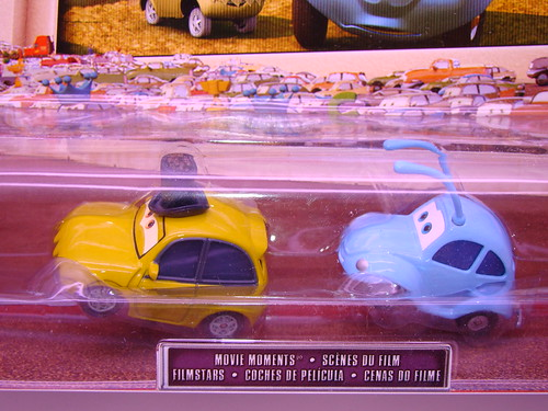 Disney international CARS pt flea and flik (2)