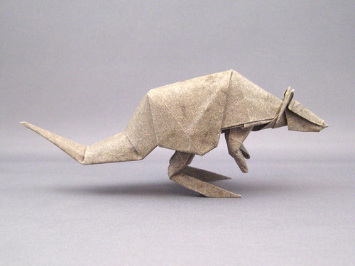 Wallaby by Joseph Wu Origami