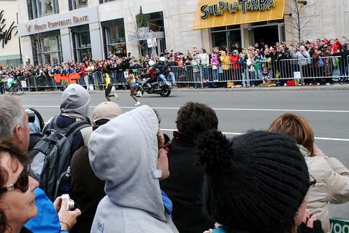 Salina Kosgei & Dire Tune - Women's Boston Marathon Winner & Second Place