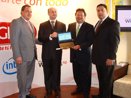 Digitel comercializa netbooks Lenovo