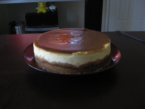 Before caramel