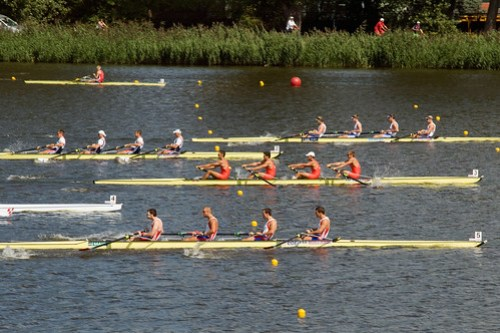 Rowing Worlds - Fantastic Four of Fours