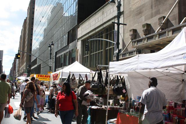 Grand Central Station Festival