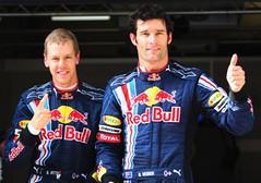 Ruthless Vettel