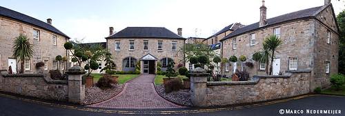 Airthcastle hotel, scotland