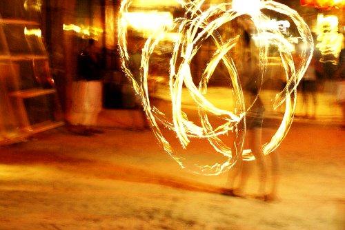 poi dancing