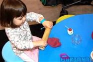 Eco-Kids play dough