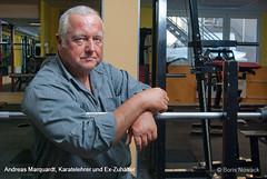 Andreas Marquardt, Karatelehrer & Ex-Zuhälter