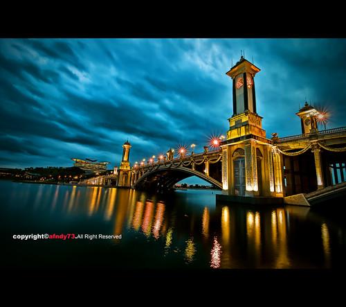 Jambatan Gemilang Putrajaya