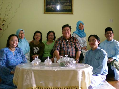 Hari Raya visiting 2