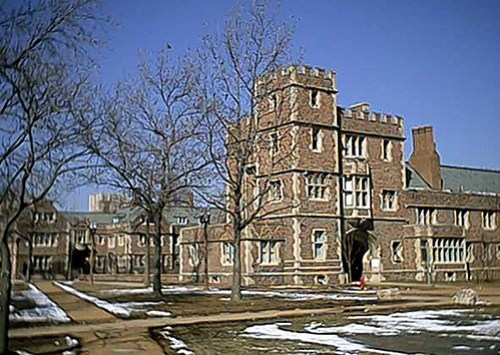 MacMillan Hall, Washington University