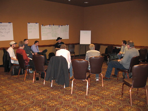 Open Space on Mentoring