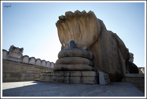 Nagalinga at Lepakshi