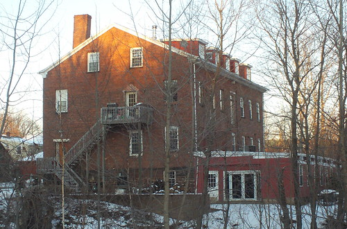 Middletown CT Alms House (1814)