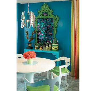 The Estate of Things chooses Turquoise from the Maison Belle Blog