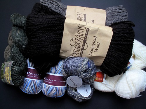 Yarn from WEBS