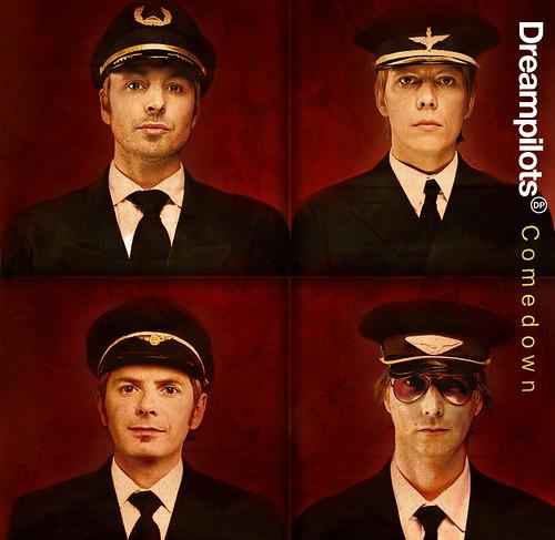 Dreampilots Album Cover Final