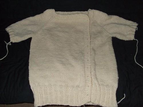 Buttony Sweater sans Buttons