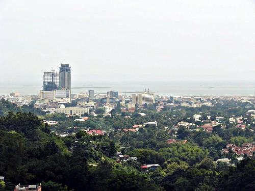 Cebu City Skyline by you.