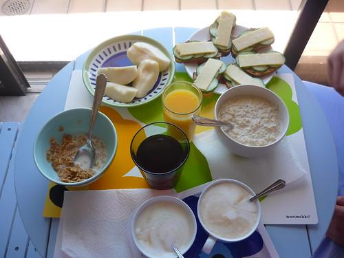 A Sunday breakfast