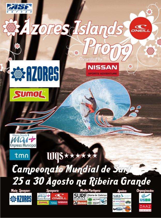 Azores Islands Pro '09