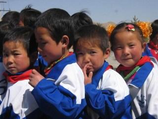 Les Enfants du Ningxia (Education)