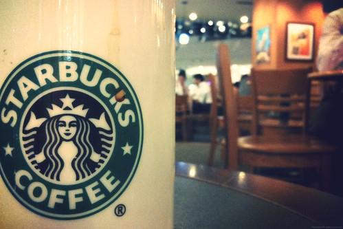 Starbucks mug macro