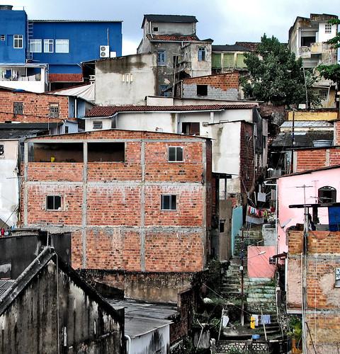 Conjunto próximo ao Pelourinho, Salvador, Bahia