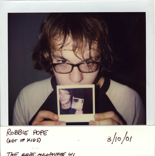 (016) Rob by neverendingpolaroid.