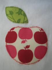 apple of my eye?