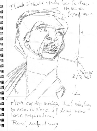Drawing Unknown Faces, part 66 (2)