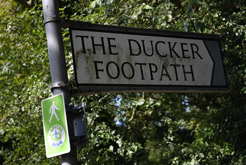 Ducker Footpath, Northwick Park