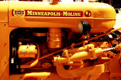 Minneapolis-Moline Tractor