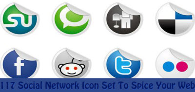 social_network_icon_set