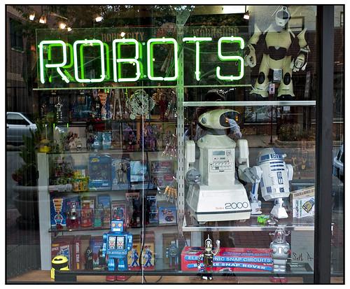 Robot City Workshop