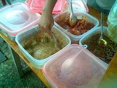 Sibu's Bandong stall 4