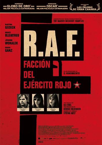 R.A.F. Facción del Ejército Rojo (13) por ti.