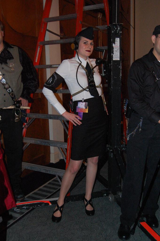 Improbcat at Arisia 2009